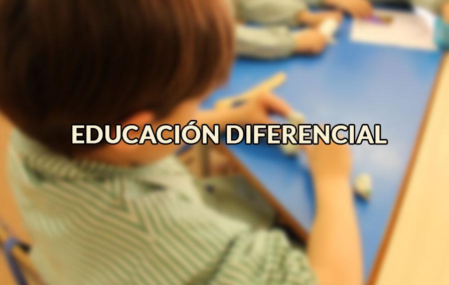 educación diferencial