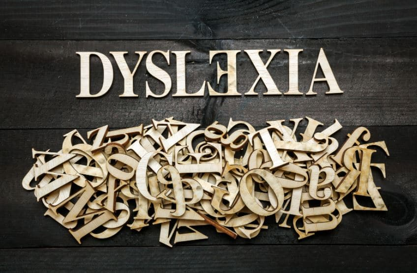 dislexia en la infancia